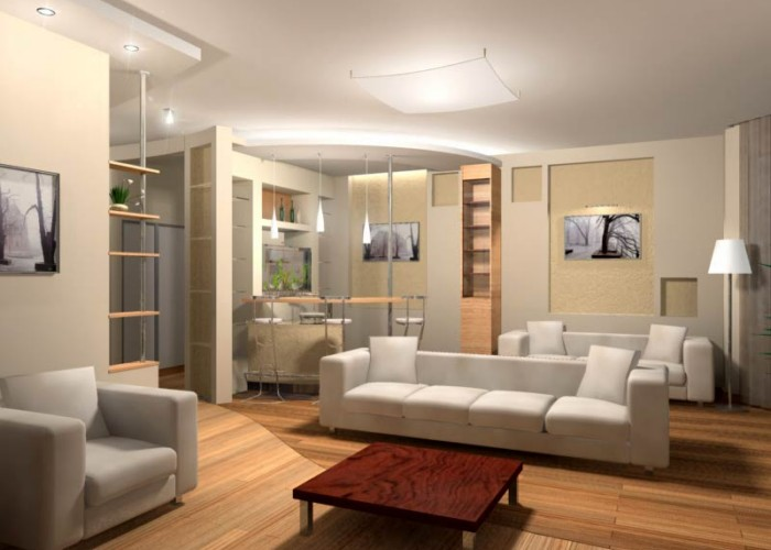 Дизайн квартир хрущевок фото однокомнатных квартир